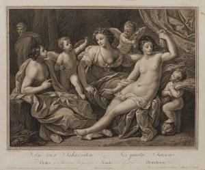 Guido Reni, Franz Valentin Durmer, Alegoria czterech pór roku, ok. 1790 r.