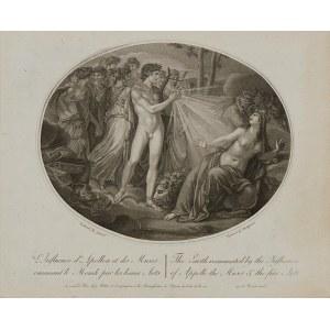 Romain Girard, Antoine Phelippeaux, Apollo i muzy, Paryż, ok. 1790 r.
