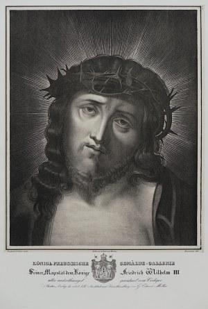 Rafael, G. Eduard Muller, Chrystus w koronie cierniowej, lata 1830-1840