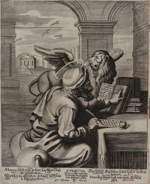 Johannes Hoffmann, Św. Marek, I poł. XVIII w.