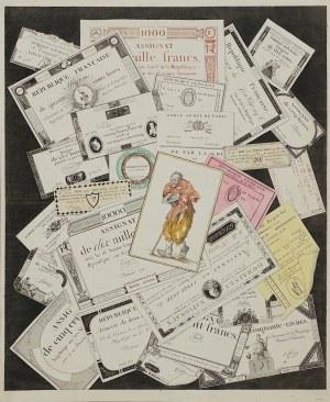 Autor nierozpoznany, Obligacje, ok. 1800