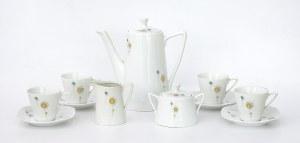 """Serwis do kawy """"Helena / Millenium"""" dla 4 osób - proj. Edmund RUSZCZYŃSKI (1929-1997)"""