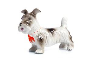 Figurka psa - Wytwórnia Wyrobów Ceramicznych