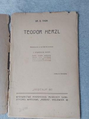 THON OZJASZ - TEODOR HERZL