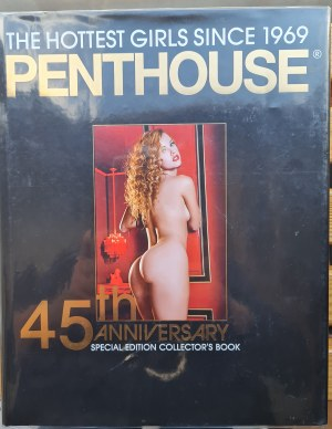 [EROTYKA] PENTHOUSE - 45th Anniversary Special Edition Collector's Book