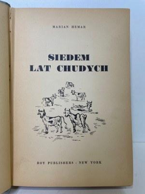 Hemar Marian SIEDEM LAT CHUDYCH