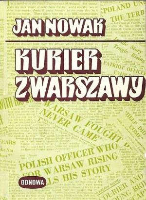 Nowak Jan KURIER Z WARSZAWY