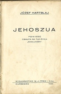 Hartblaj Józef JEHOSZUA