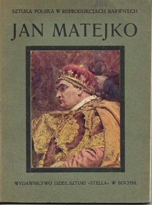 Stasiak Ludwik JAN MATEJKO