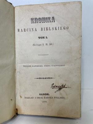 Bielski Marcin KRONIKA