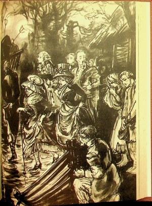 Żeromski Stefan POPIOŁY ilustracje UNIECHOWSKI