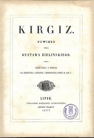 Zieliński Gustaw KIRGIZ