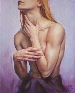 Julia Ustinovich, Inner Space, 2021