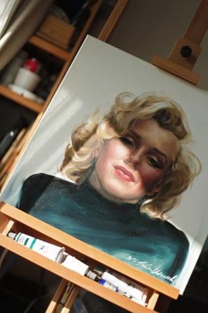 Julia Ustinovich, Marilyn, 2021