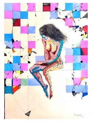 David Razma ,Naked beauty, 2021