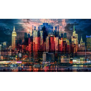 Andrzej Andrychowski ,NY City, 2021