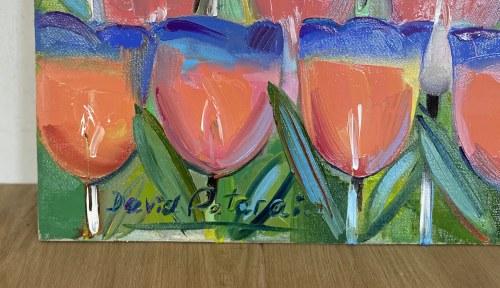 David Pataraia, Moje tulipany są piękne, 2021