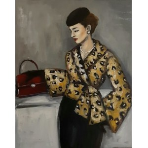 Anna Zawadzka-Dziuda, Panterka Diora, 2021