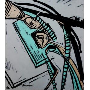 Elżbieta Boukourbane, Muza Pana Chagalla, 2021