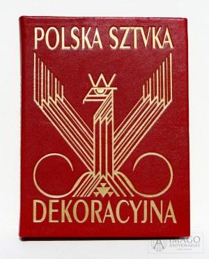 Jerzy Warchałowski: POLSKA SZTUKA DEKORACYJNA 1928