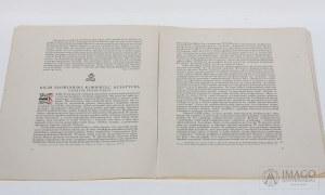 RZECZY PIĘKNE rocznik V zeszyt 5 Kilim słowiański