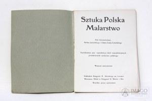 red. Feliks Jasieński SZTUKA POLSKA MALARSTWO wyd. miniaturowe