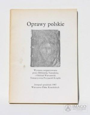 katalog OPRAWY POLSKIE