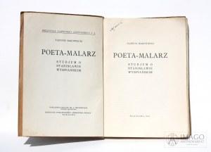 Tadeusz Makowiecki POETA - MALARZ STUDJUM O STANISŁAWIE WYSPIAŃSKIM