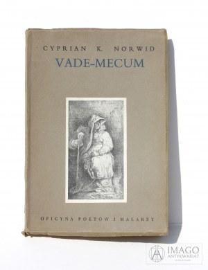 Cyprian Norwid VADE-MECUM 1953