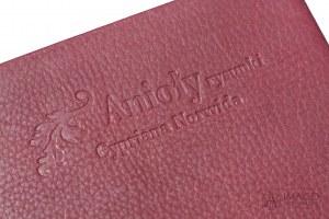 Anioły: Rysunki Cypriana Norwida oprawa skóra Rok Norwidowski 2001