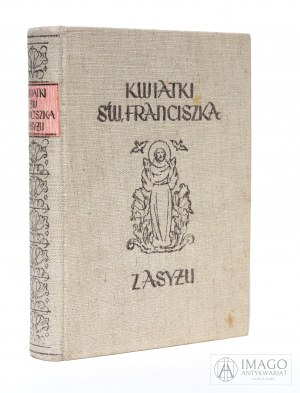 KWIATKI ŚW. FRANCISZKA Z ASYŻU 1948 zdobiła M. Hiszpańska