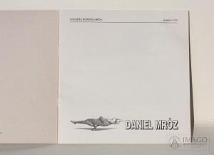 DANIEL MRÓZ katalog Galeria Kordegarda