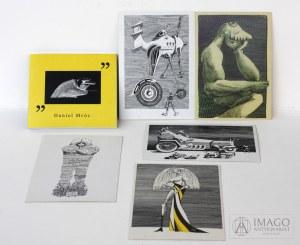 katalog i pocztówki DANIEL MRÓZ