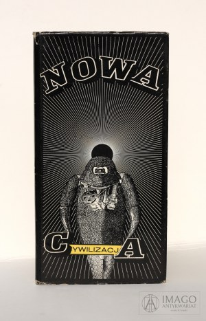 NOWA CYWILIZACJA - 200 LAT POLSKIEJ FANTASTYKI NAUKOWEJ il. D. Mróz