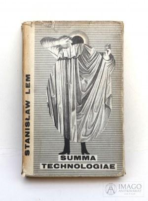 Stanisław Lem SUMMA TECHNOLOGIAE ilustracje Daniel Mróz