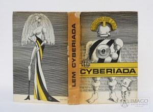 Stanisław Lem CYBERIADA ilustracje Daniel Mróz