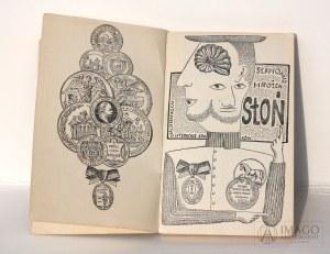 Sławomir Mrożek SŁOŃ ilustracje Daniel Mróz