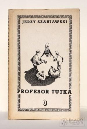 Jerzy Szaniawski PROFESOR TUTKA ilustracje Daniel Mróz