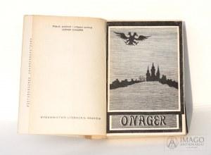 zespół autorów ONAGER I INNE... OPOWIEŚCI ROSYJSKIE XIX wieku ilustracje Daniel Mróz