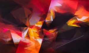 Bartosz Świątecki (Pener) (ur. 1981), Cherry Waves, 2021
