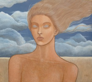 Katarzyna Kołtan (ur. 1972), Opal, 2021