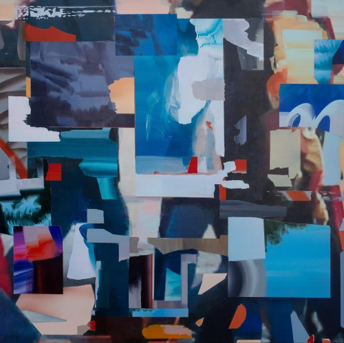 Wawrzyniec Reichstein (ur. 1977), Coming Residues, 2014