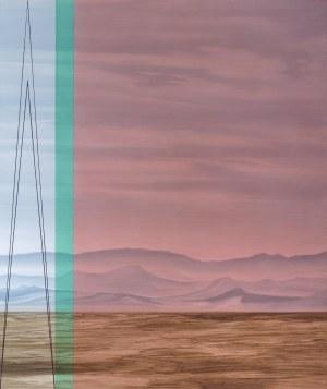 Łukasz Patelczyk (ur. 1986), Kompozycja Abstrakcyjna XXXIX, 2021