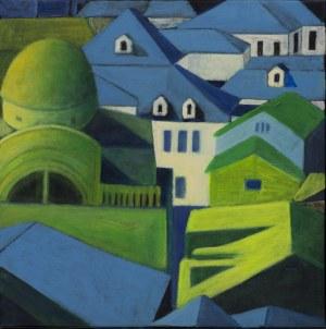 Iza Jaśniewska, Motywy architektoniczne III, 2020