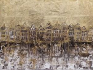 Mariola Świgulska, Vintage city, 2021