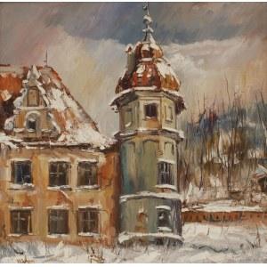 Stanisław Skrzypiński, Zima, 1982