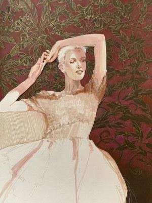 Żaneta Biernat (ur. 1967), Chwila, 2021