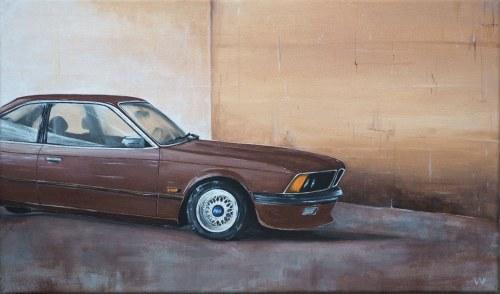 Weronika Wójcik (ur. 1994), BMW, 2021