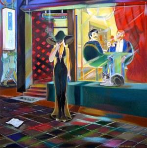 Michalina Czurakowska, Alley, 2021