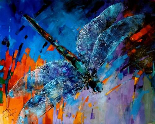 Grażyna Mucha - Ważka